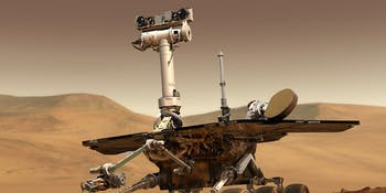 Mars Exploration Rovers, 2003