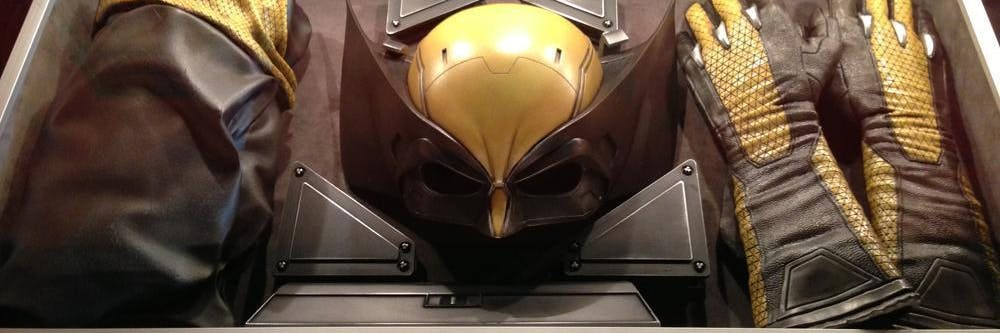 Wolverine Yellow Suit