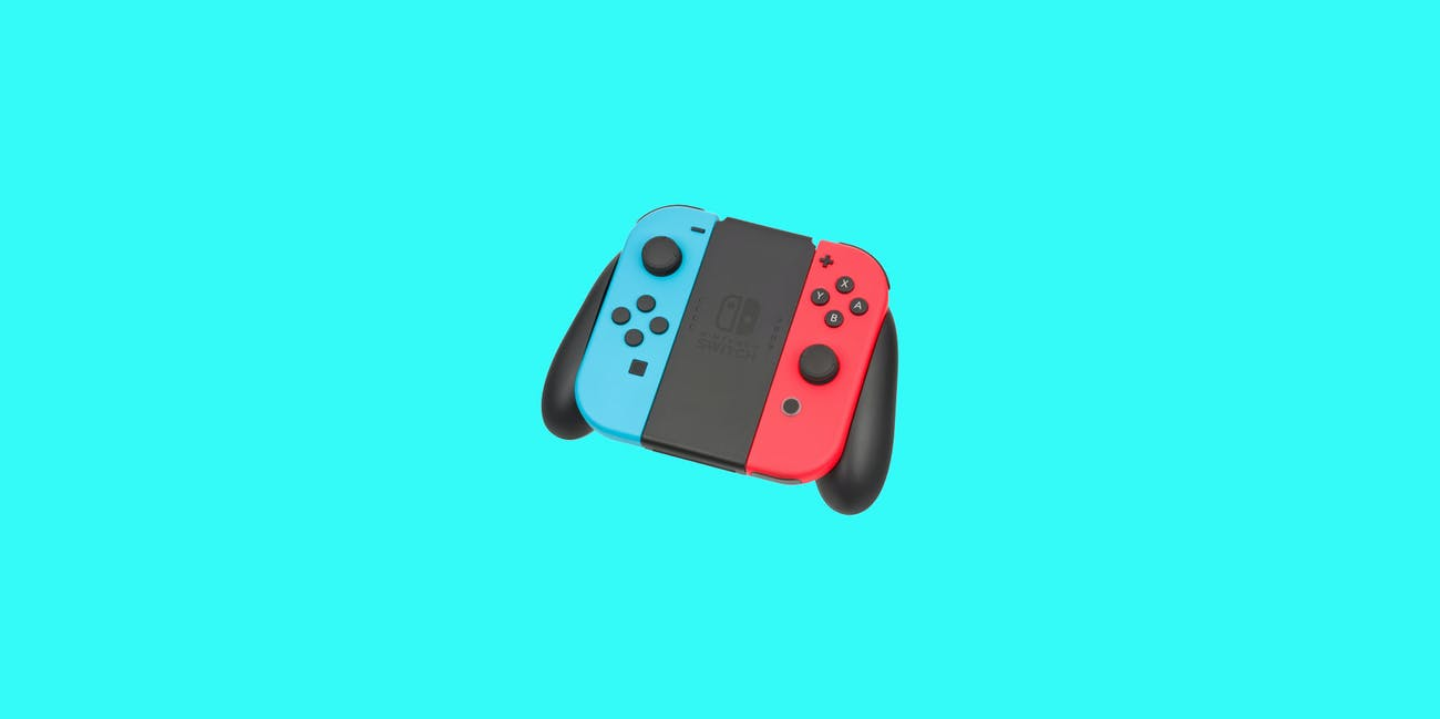 nintendo switch joycons controllers