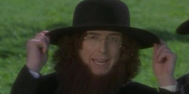 "Weird Al Yankovic, ""Amish Paradise"""