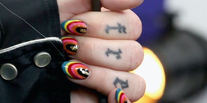 kesha's tattoos
