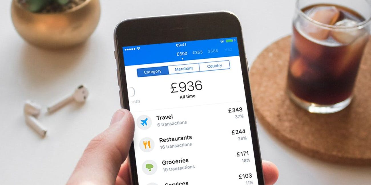 Revolut futuristic money app teases us plans as over 2 million revolut main screen ccuart Choice Image
