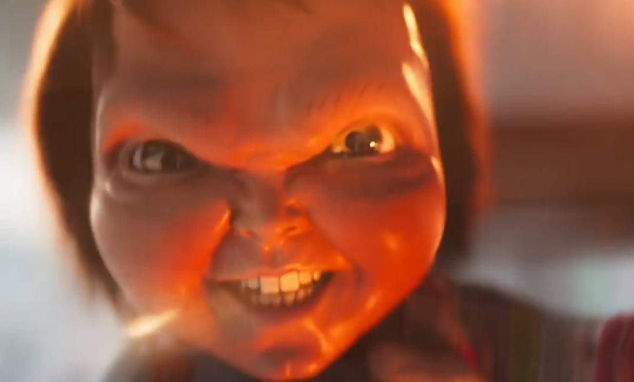 """Chucky is a """"weapon"""" in 'Ready Player One'?"""