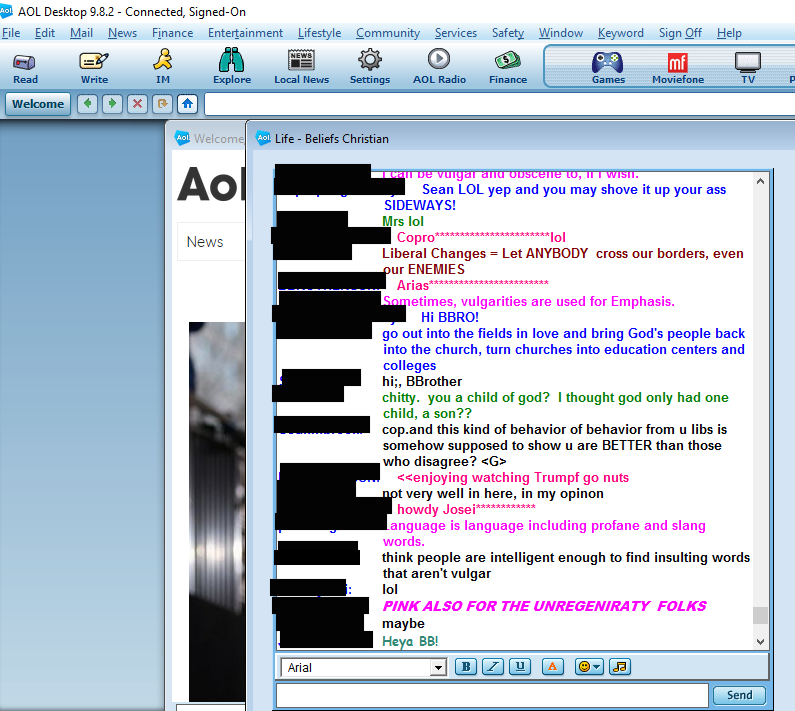 American Ero Random Chat