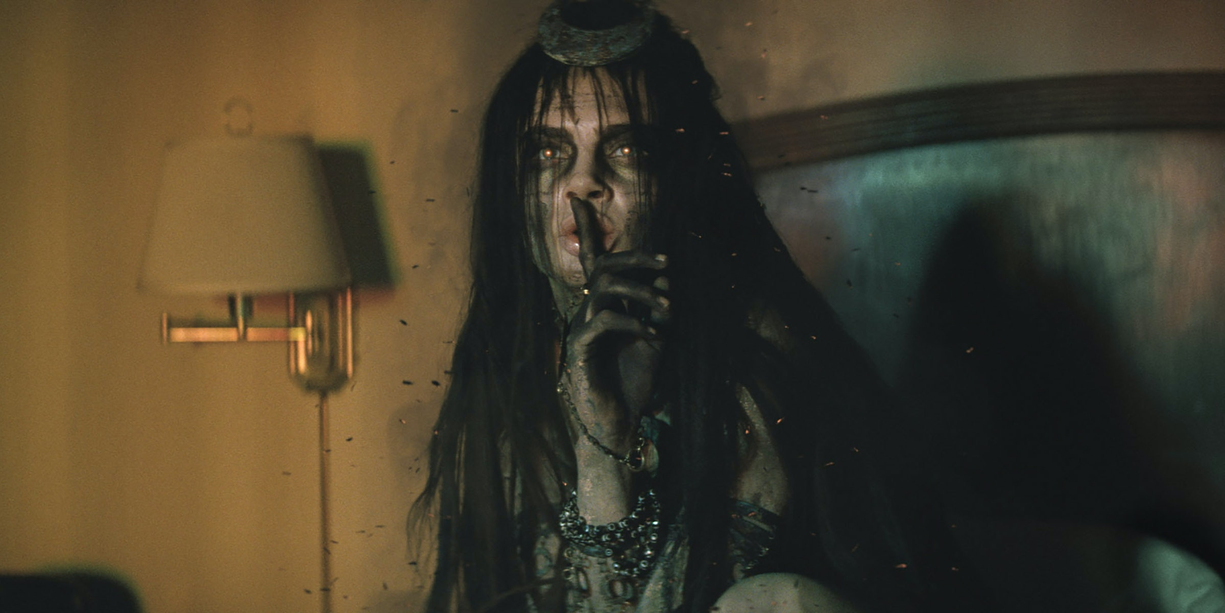 Cara Delevigne as Enchantress in 'Suicide Squad'