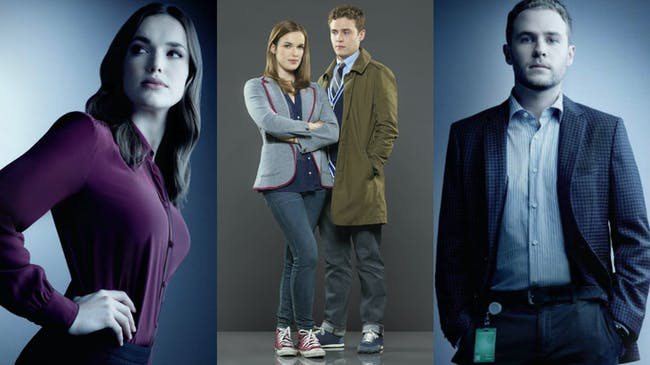 Fitz and Simmons Agents of SHIELD