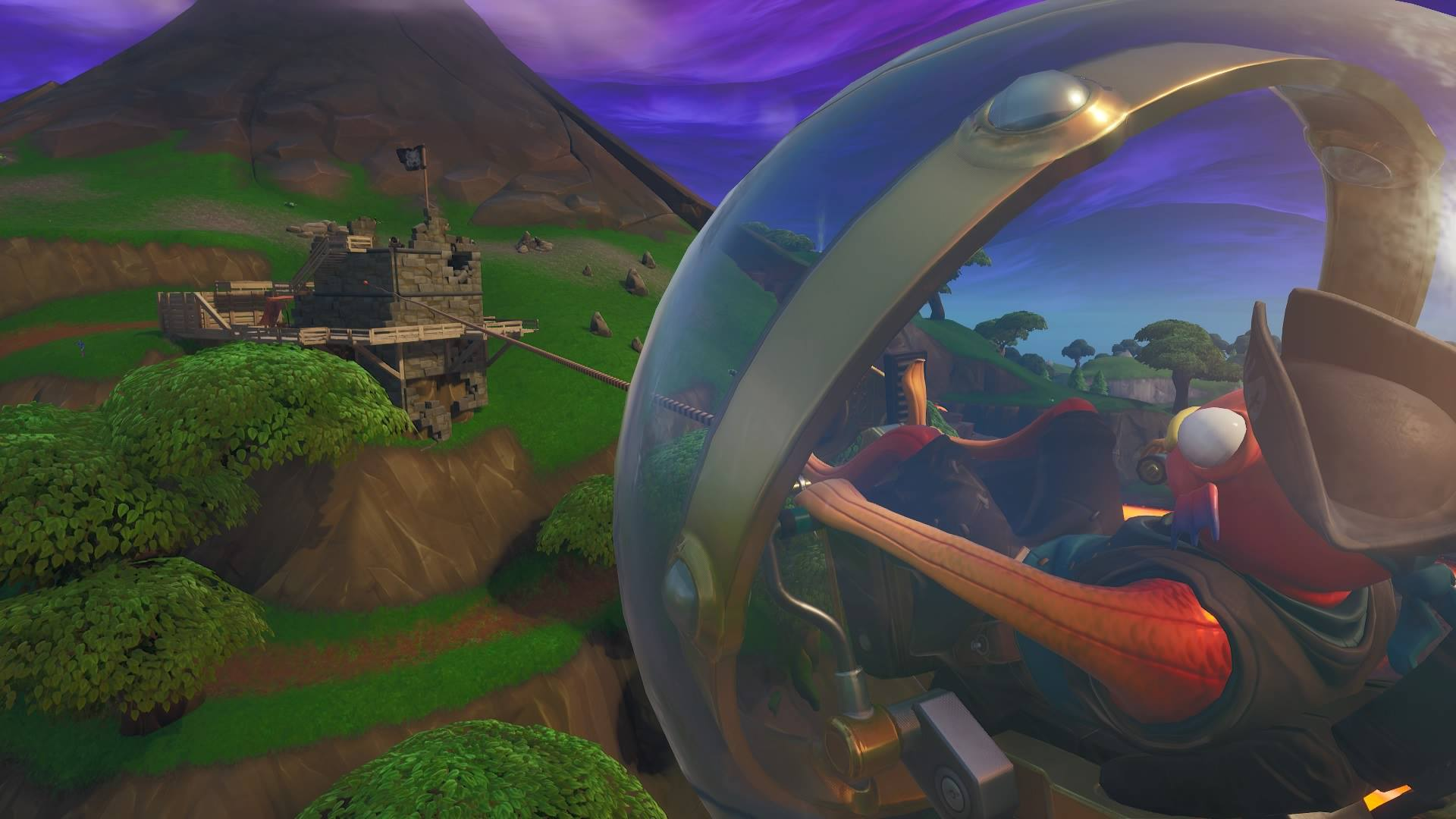 Fortnite' Pirate Camp Locations: How to Visit 3 for the Week