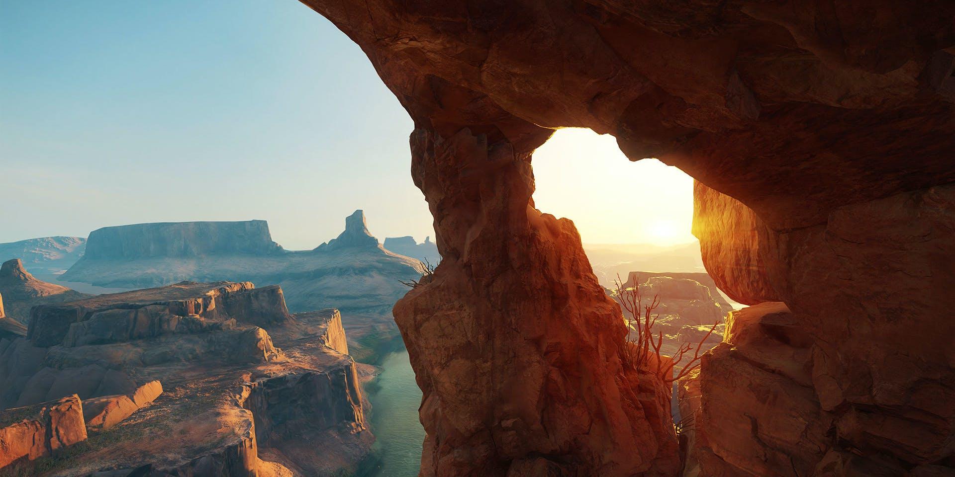The epic splendor of The Climb's 'Grand Canyon'