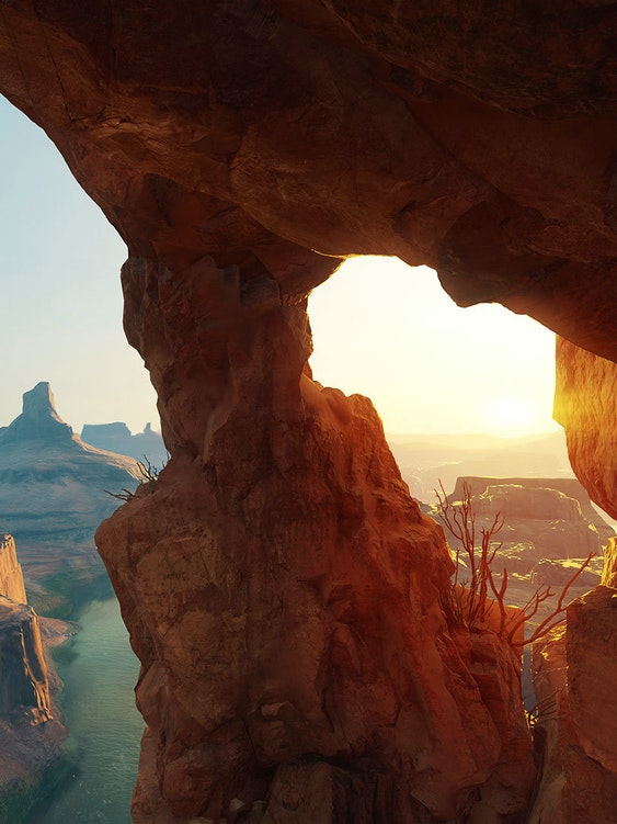 The epic splendor of The Climb's 'Grand Canyon'
