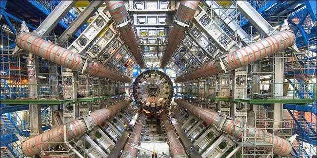 The Large Hadron Collider/ATLAS at CERN