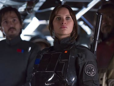 'Rogue One' Is the Adult 'Star Wars' My Inner 8-Year-Old Never Wanted