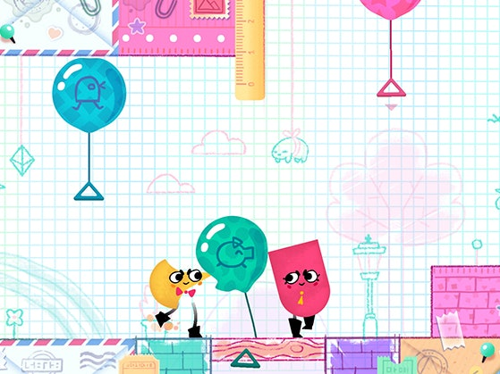 'Snipperclips' Is My Most Anticipated Nintendo Switch Game
