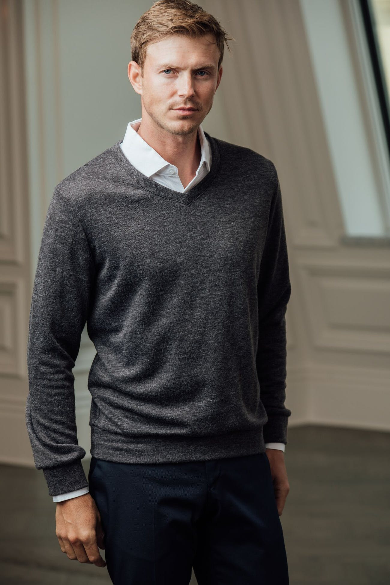 Mens pullover, pullover sweater