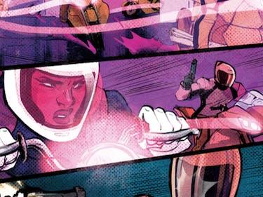 Batgirl Artist's Motorcycle Drug Addiction Comic Is Brutal AF