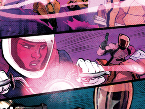 Batgirl Artist's Motorcycle Drug Addiction Comic Is Brutal AF