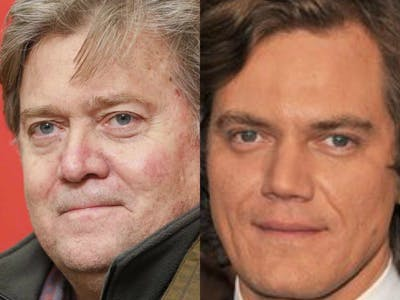 """Steve Bannon Looks Like"" These 30 Disgusting Things"