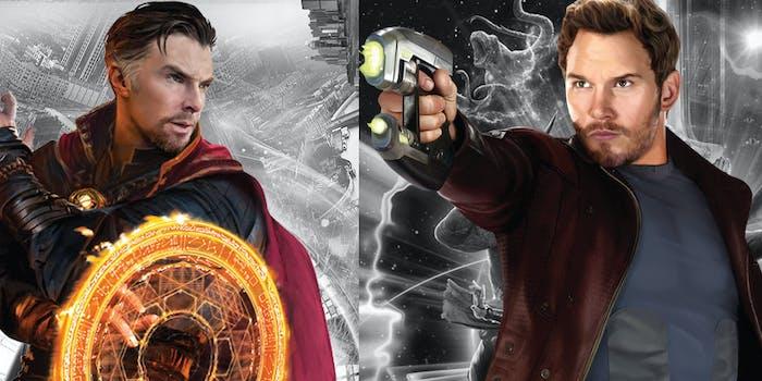 Doctor Strange Star-Lord