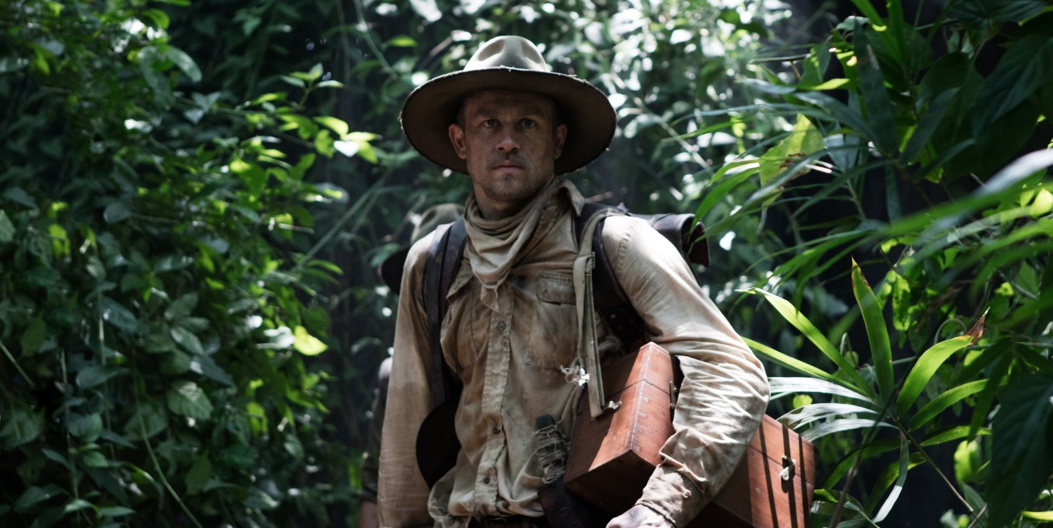 Charlie Hunnam in 'The Lost City of Z'