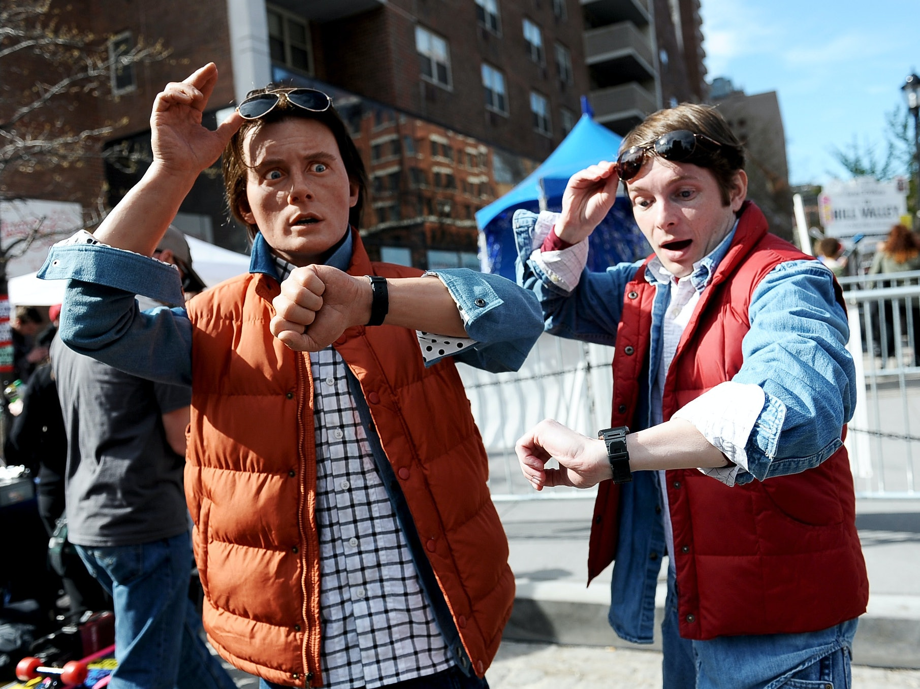 How to Dress as Marty McFly From 'Back to the Future' for Halloween