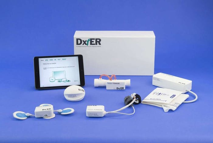 Final Frontier Medical Device's Dxter device.