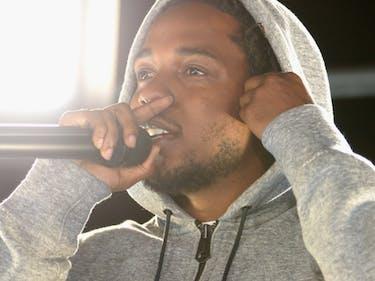 """Kendrick Lamar Calls Donald Trump a """"Chump"""" in a Dope New Song"""