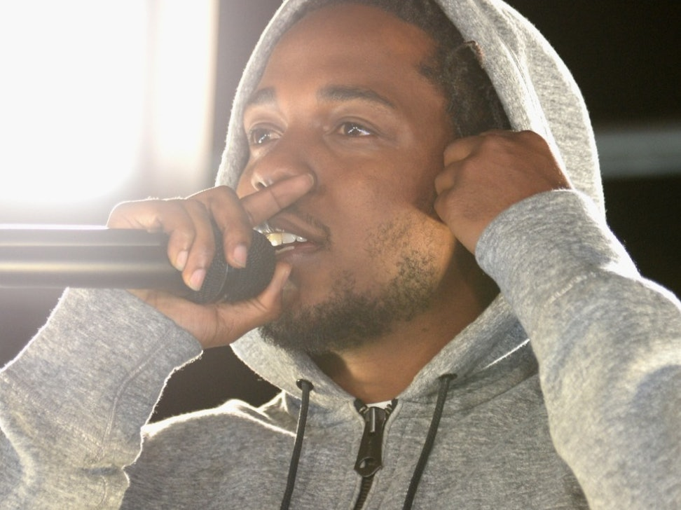 "Kendrick Lamar Calls Donald Trump a ""Chump"" in a Dope New Song"