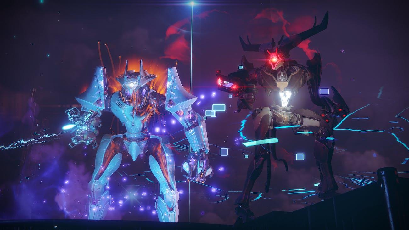 'Destiny 2' Bungie Activision Strike Vex Gameplay Reveal