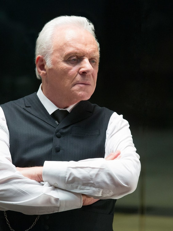 """Anthony Hopkins in HBO's """"Westworld"""""""