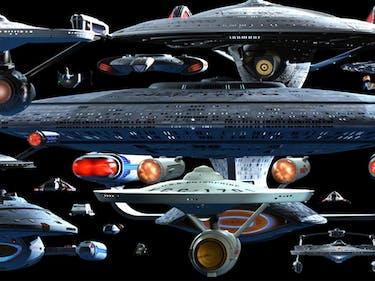 'Star Trek: Discovery' Casting News Confirms Multiple Starships