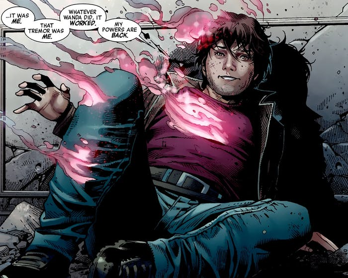 Rictor X-Men Logan