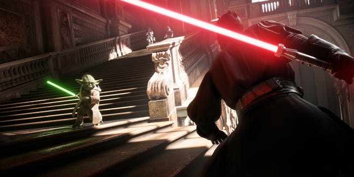 Star Wars Battlefront 2 EA Electronic Arts E3 2017