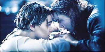 "Art killed Jack in ""Titanic"", not physics."