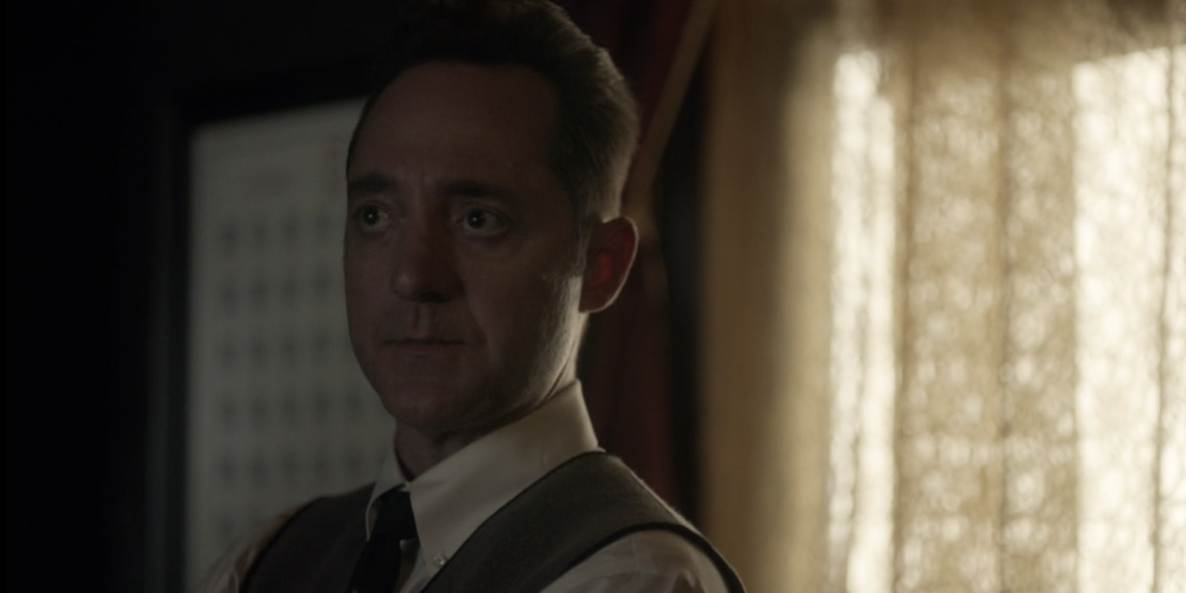 The Reluctant Conspirator in 'The Man in the High Castle'