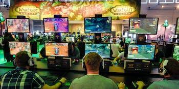Gamescon 2016 Media Day