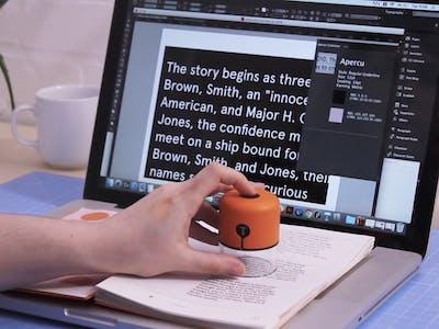 The Spector Typography Sensor Makes Design Dreams Come True