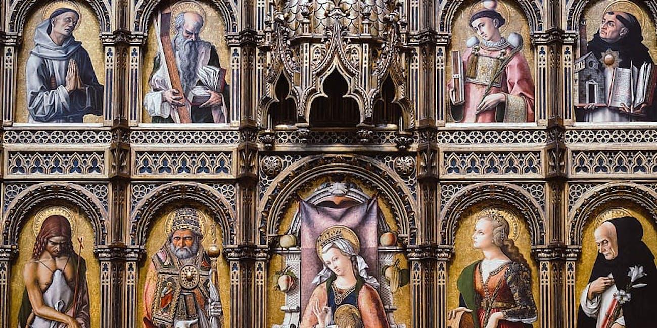 Church art, Christian