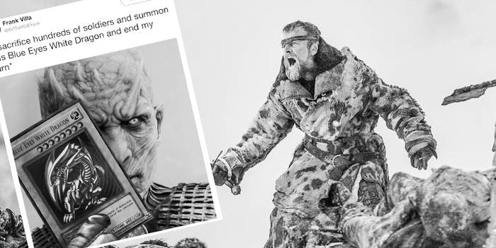 Richard Dormer as Beric Dondarrion in 'Beyond the Wall' in 'Game of Thrones' Season 7