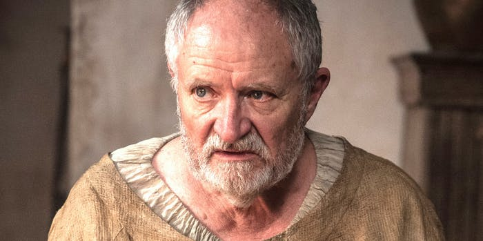 Jim Broadbent as Maester Marwyn in 'Game of Thrones' Season 7 episode 1, 'Dragonstone'