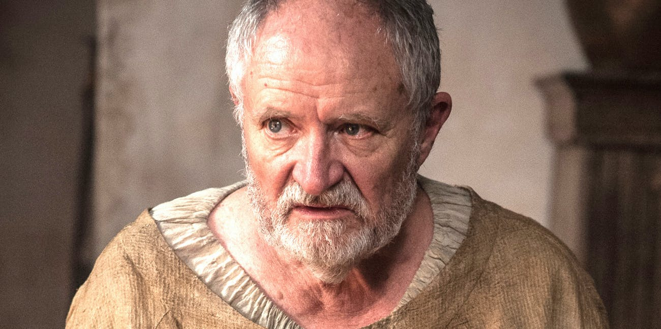 Jim Broadbent as Maester Marwyn in 'Game of Thrones' Season 7 episode 1, 'Dragonstone'