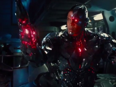 Cyborg Busts Out the Big Guns in New 'Justice League' Teaser