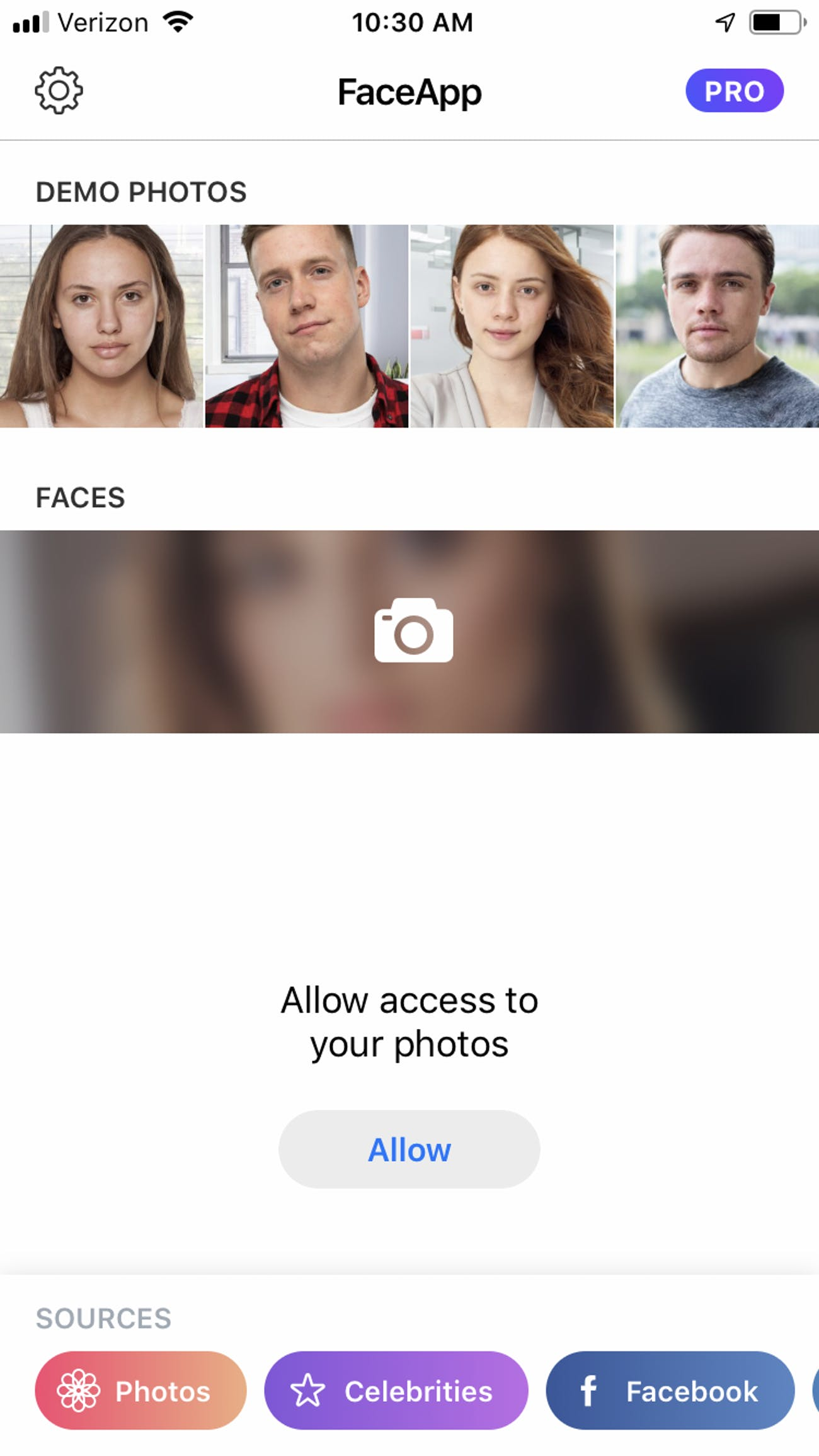 FaceApp: Privacy Concerns, Features for the Viral App That