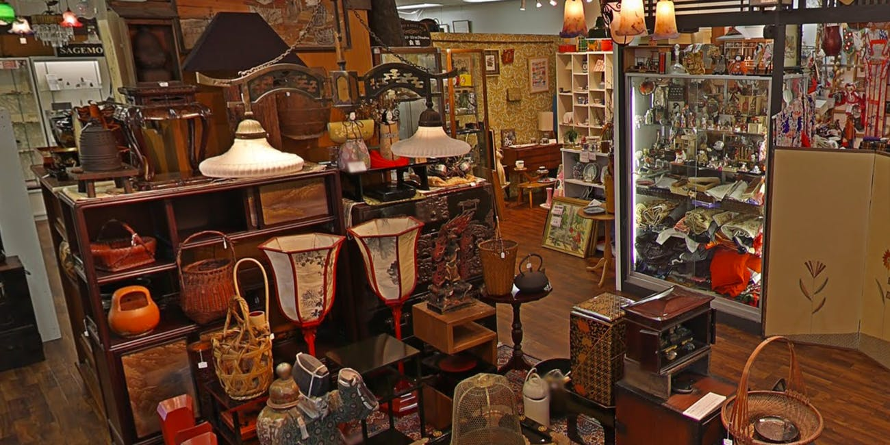 Antique Mall Japan