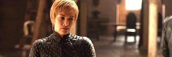 Lena Headey as Cersei Lannister in 'Game of Thrones' Season 7