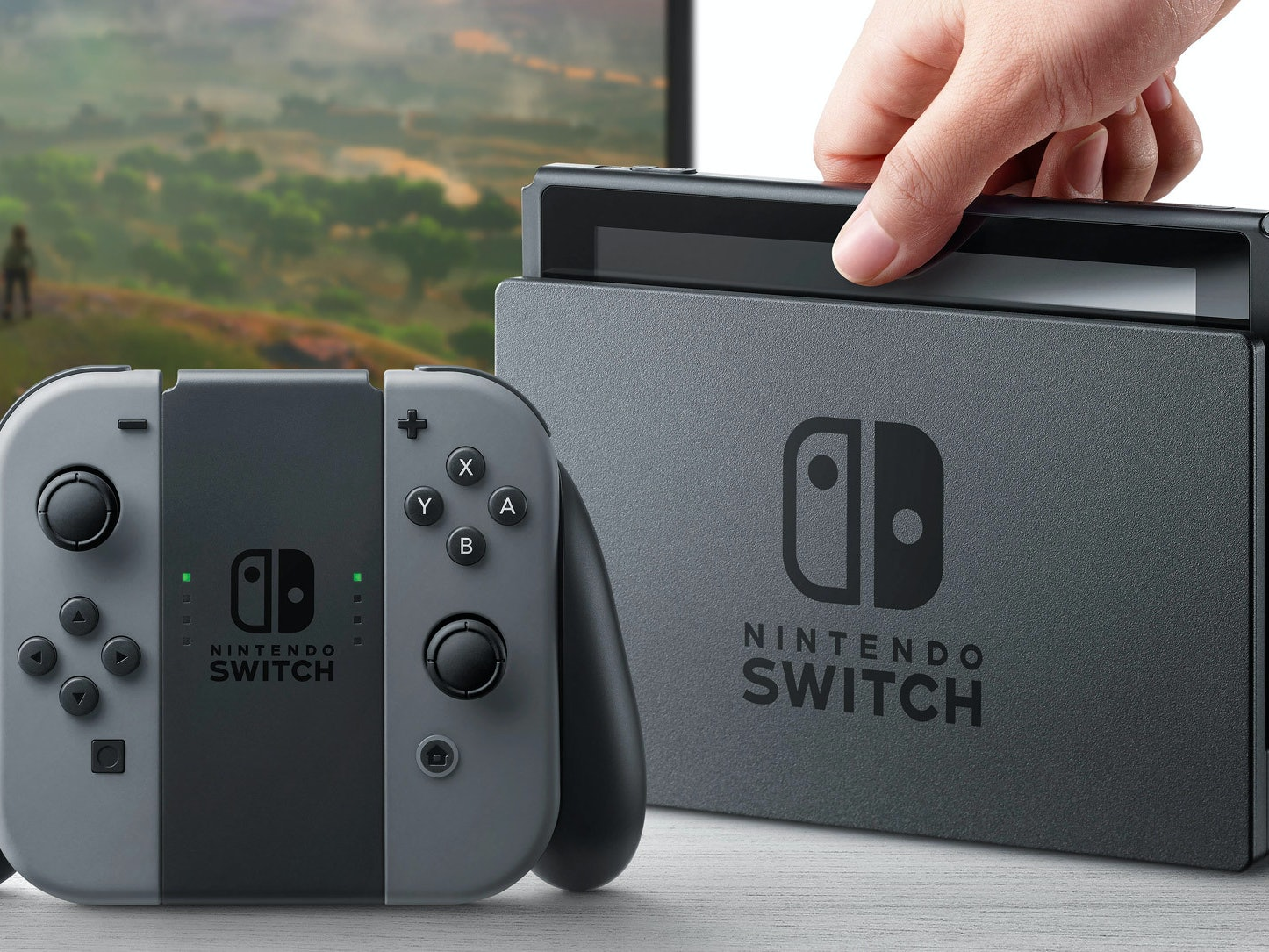 Here's Everything We Know About the Nintendo Switch