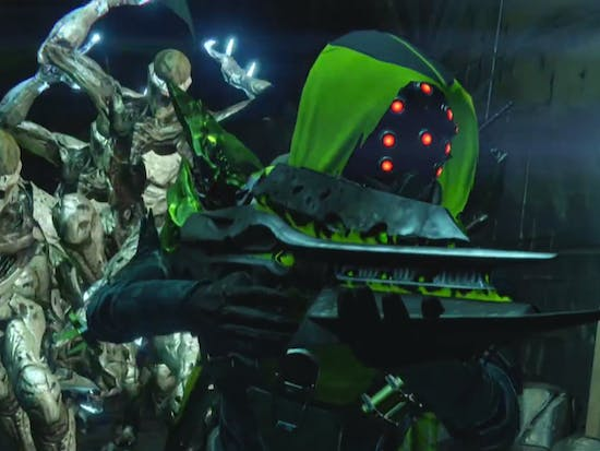 Watch 'Destiny' Players Solo the Highest-Level Raid Boss Ever