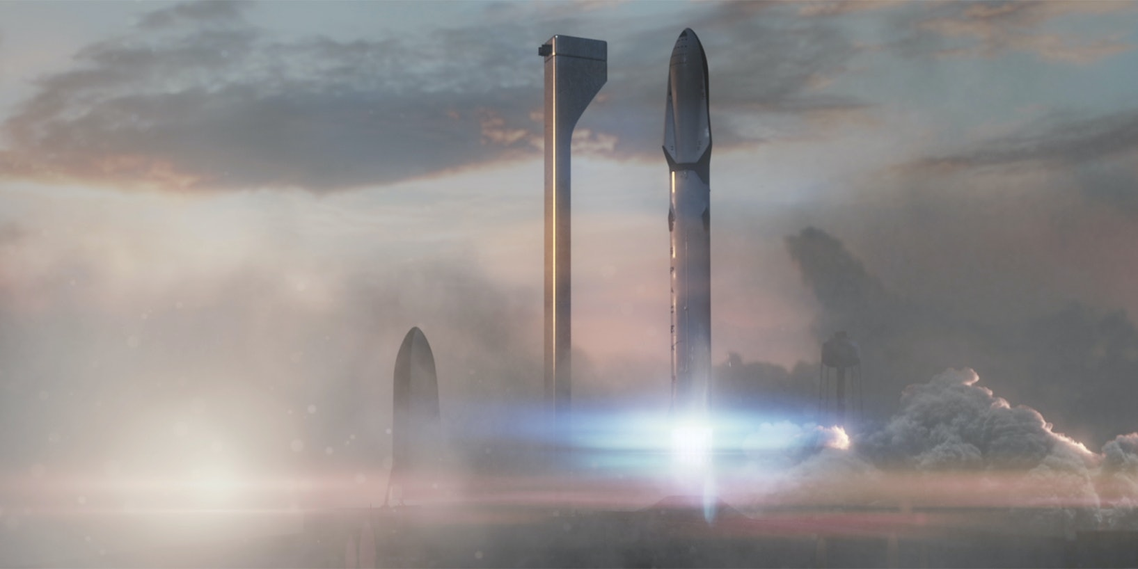 Elon Musk Offers New Details on SpaceX Mars Colony