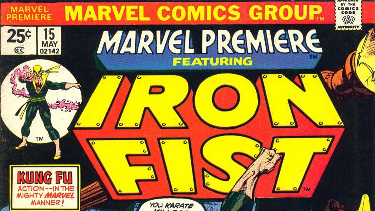 How Marvel Created 'Iron Fist' in the 70s | Inverse