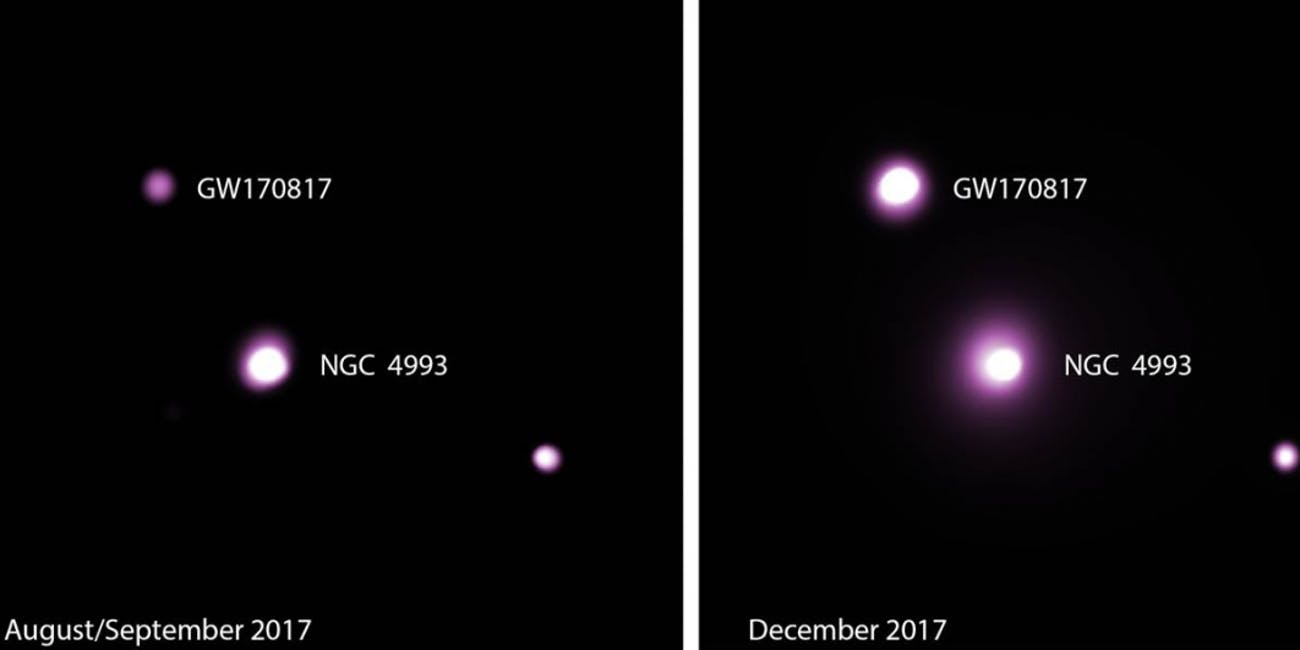 gravitational wave source GW170817
