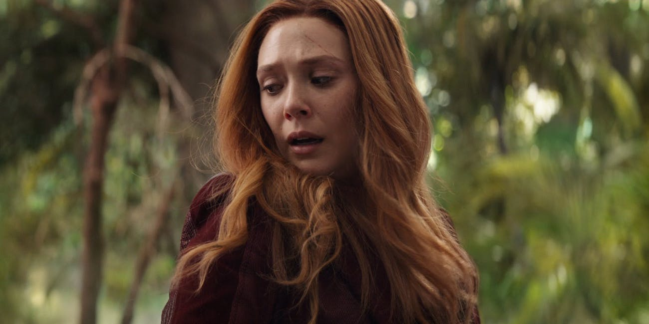 Marvel Phase 4 Theory Explains How Scarlet Witch Gains Scary New Powers