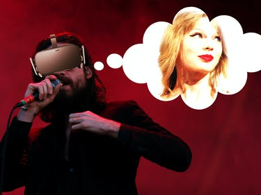 Should We Be Allowed to Have Virtual Sex With Taylor Swift?